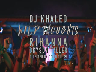 Wild Thoughts video song download